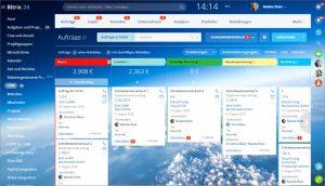 BITRIX24 համակարգ.  համառոտ նկարագիր